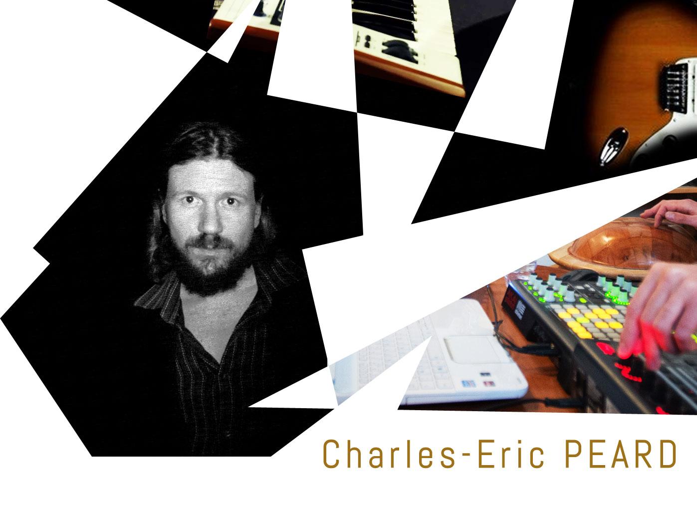 Charles-Eric PEARD, Charles-Eric Péard, cepSound |design|